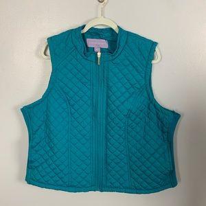 Laura Scott | Lightweight Quilted Vest